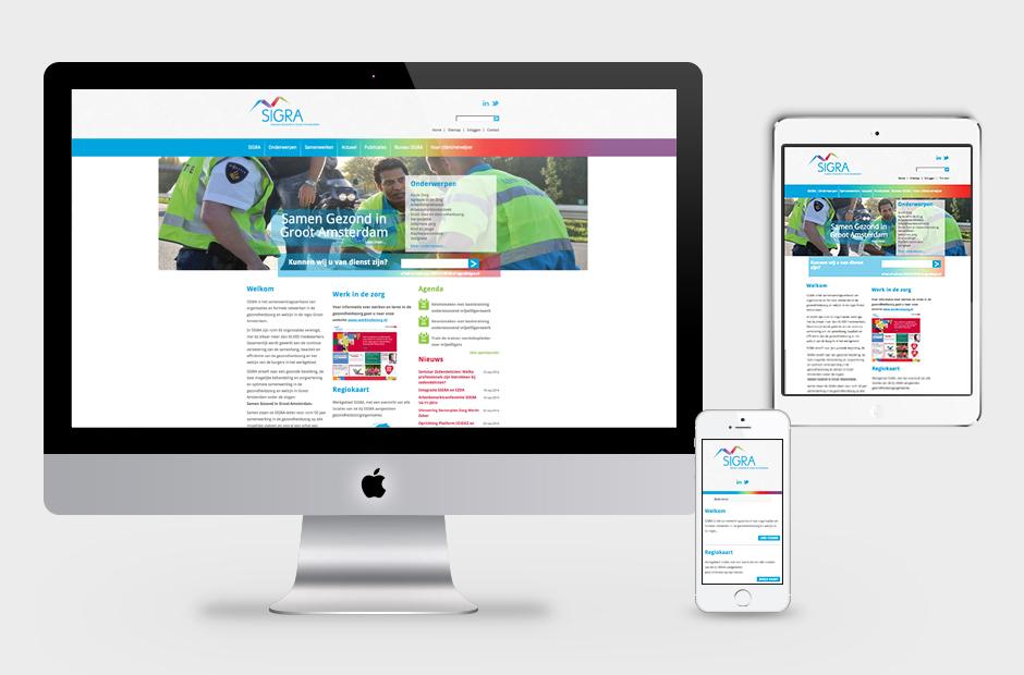 Sigra – Online Marketing Strategie en Uitvoering